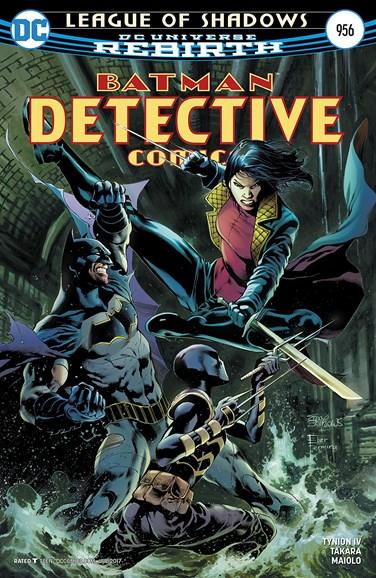 Detective Comics Cover - 7/1/2017