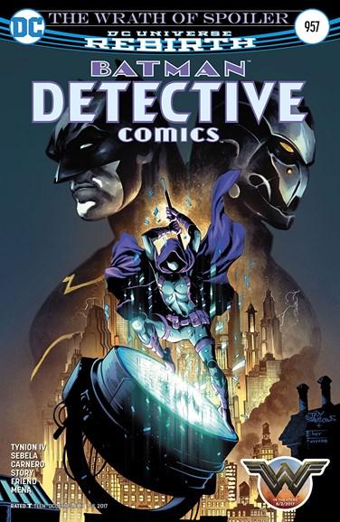 Detective Comics Cover - 7/15/2017