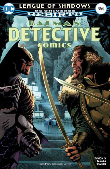 Detective Comics Cover - 6/1/2017