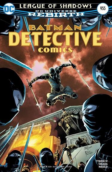 Detective Comics Cover - 6/15/2017
