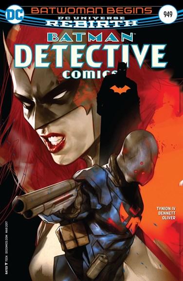 Detective Comics Cover - 3/15/2017