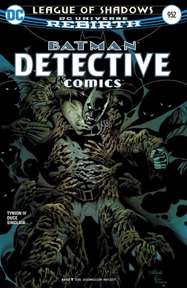 Detective Comics Cover - 5/1/2017