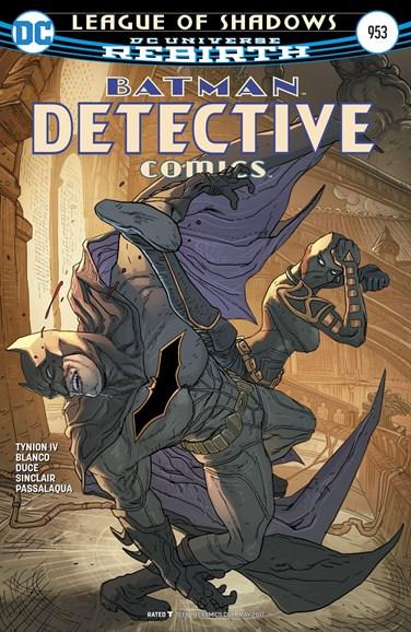 Detective Comics Cover - 5/15/2017