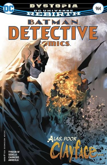 Detective Comics Cover - 11/1/2017