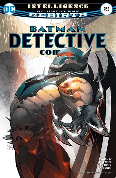 Detective Comics Cover - 10/1/2017