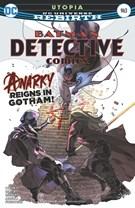 Detective Comics 10/15/2017