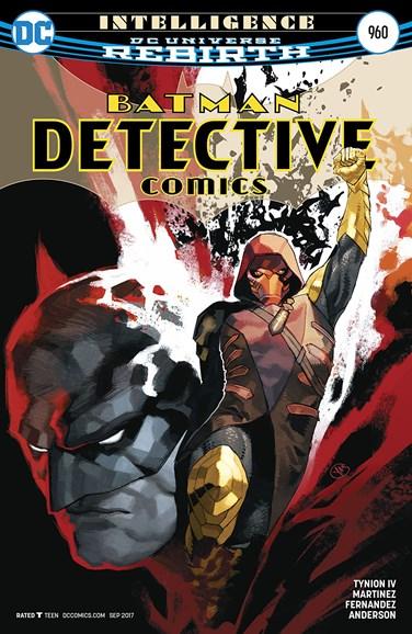 Detective Comics Cover - 9/1/2017