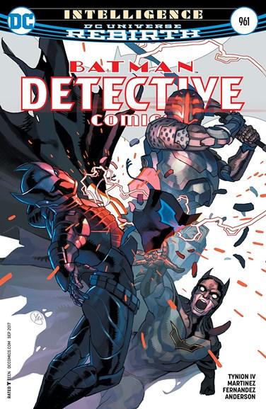Detective Comics Cover - 9/15/2017