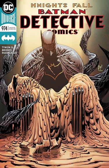 Detective Comics Cover - 4/1/2018