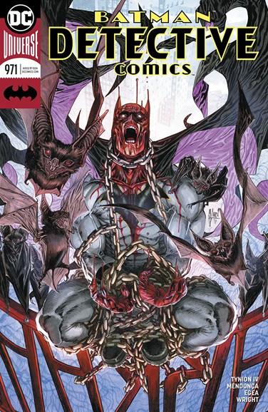 Detective Comics Cover - 2/15/2018