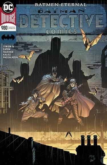 Detective Comics Cover - 7/1/2018