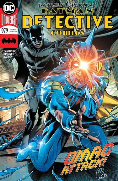 Detective Comics Cover - 6/15/2018