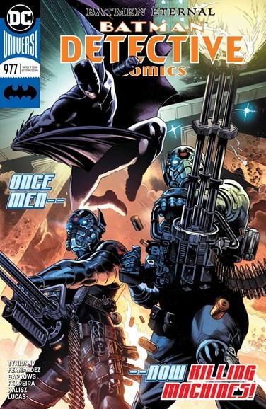 Detective Comics Cover - 5/15/2018
