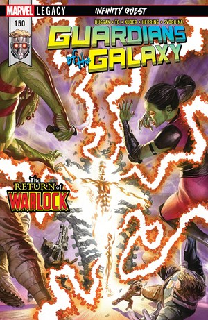 Guardians of the Galaxy | 3/1/2018 Cover