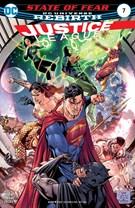 Justice League Comic 12/15/2016