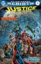Justice League Comic 11/1/2016