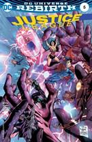Justice League Comic 11/15/2016