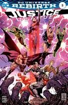 Justice League Comic 10/15/2016