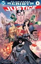 Justice League Comic 9/1/2016