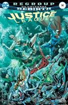 Justice League Comic 4/1/2017