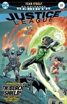 Justice League Comic 8/15/2017