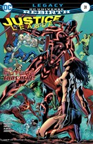 Justice League Comic 12/15/2017