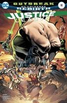 Justice League Comic 2/1/2017