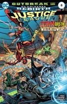 Justice League Comic 1/1/2017
