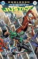 Justice League Comic 7/1/2017