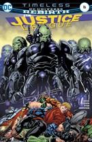 Justice League Comic 5/1/2017