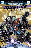 Justice League Comic 5/15/2017