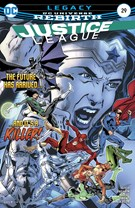Justice League Comic 11/15/2017