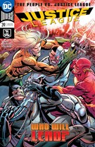 Justice League Comic 4/15/2018