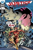 Justice League Comic 2/1/2018