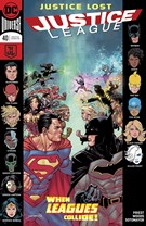 Justice League Comic 5/1/2018
