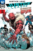 Justice League Comic 5/15/2018