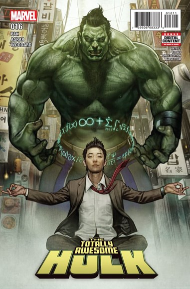 Immortal Hulk Cover - 4/1/2017