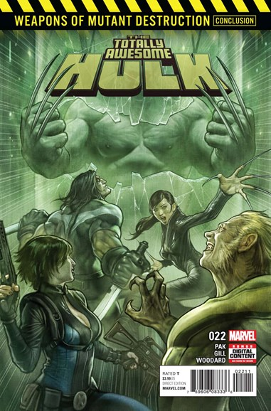 Immortal Hulk Cover - 10/1/2017