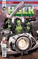 Immortal Hulk 1/1/2018