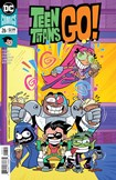 Teen Titans Go! | 4/1/2018 Cover