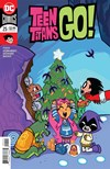 Teen Titans Go! | 2/1/2018 Cover