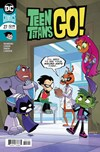 Teen Titans Go! | 6/1/2018 Cover