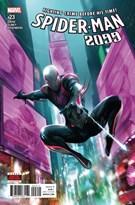 Spider-man 2099 7/1/2017