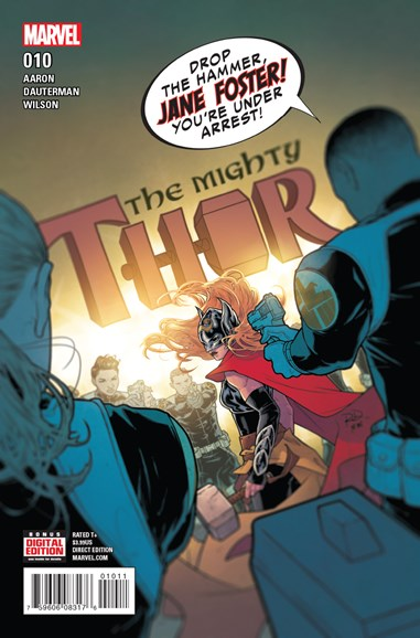 Thor Cover - 10/1/2016
