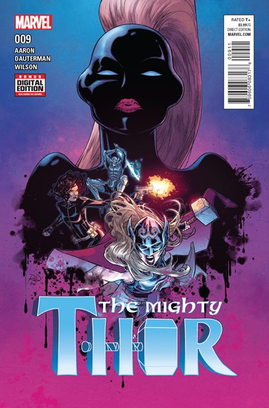 Thor Cover - 9/1/2016