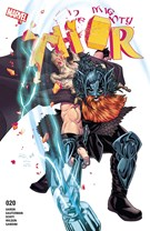 THOR GOD OF THUNDER Comic 8/1/2017