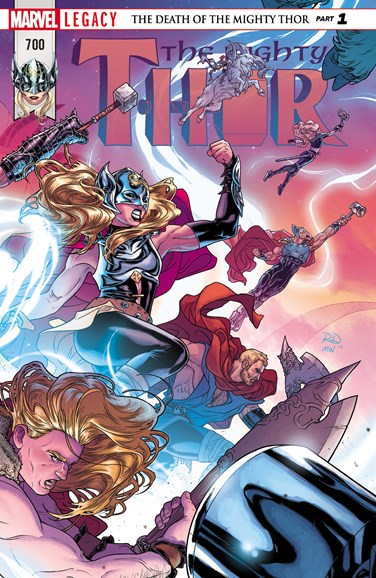 Thor Cover - 12/1/2017