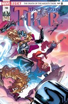THOR GOD OF THUNDER Comic 12/1/2017