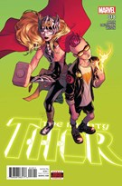 THOR GOD OF THUNDER Comic 6/1/2017