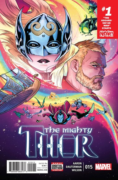 Thor Cover - 3/1/2017